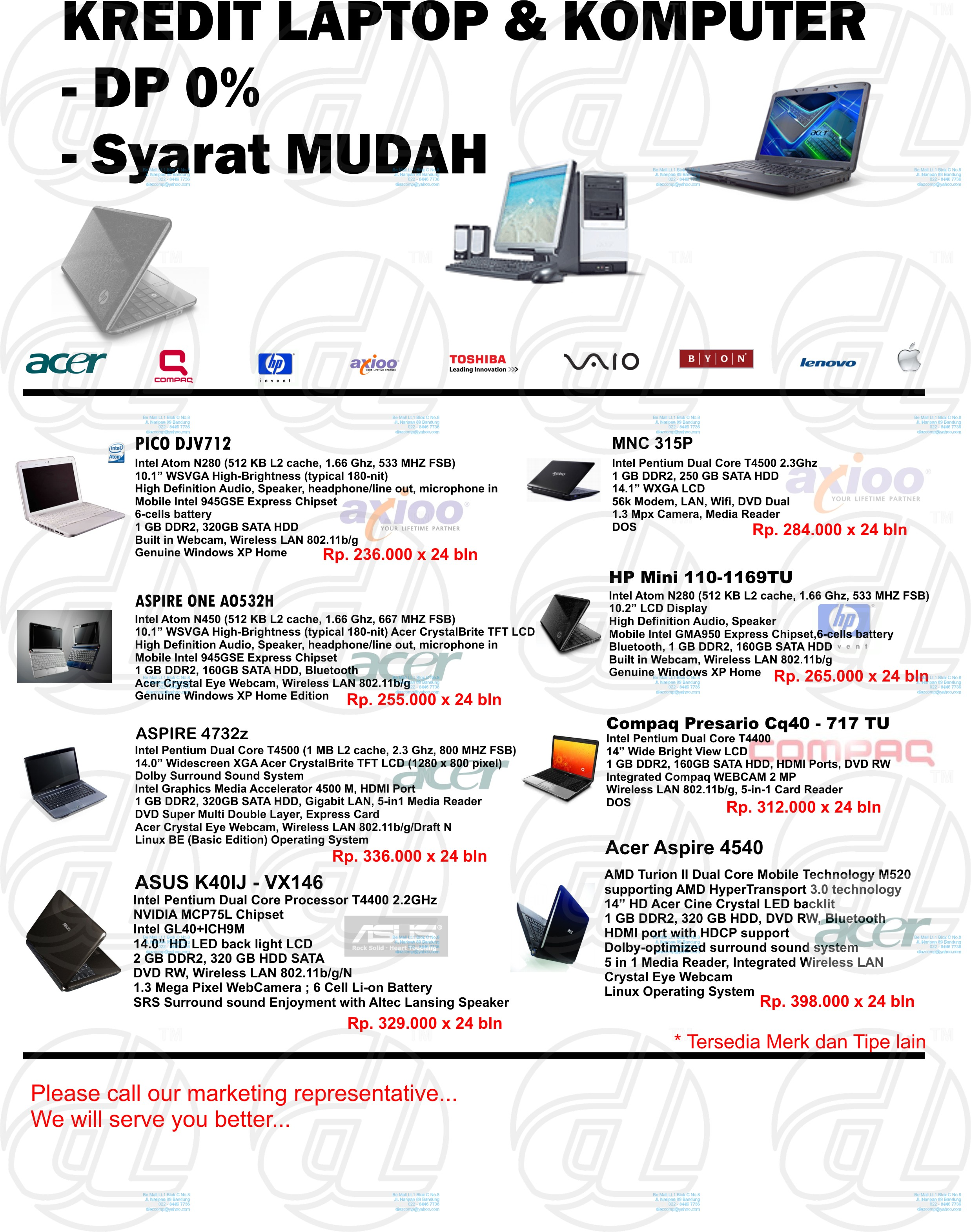Kredit Laptop Murah